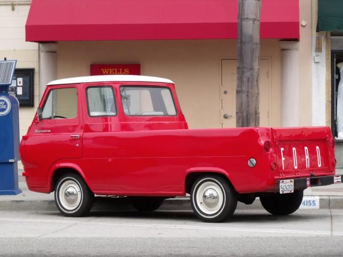 Ford Econoline pickup in Ventura CA