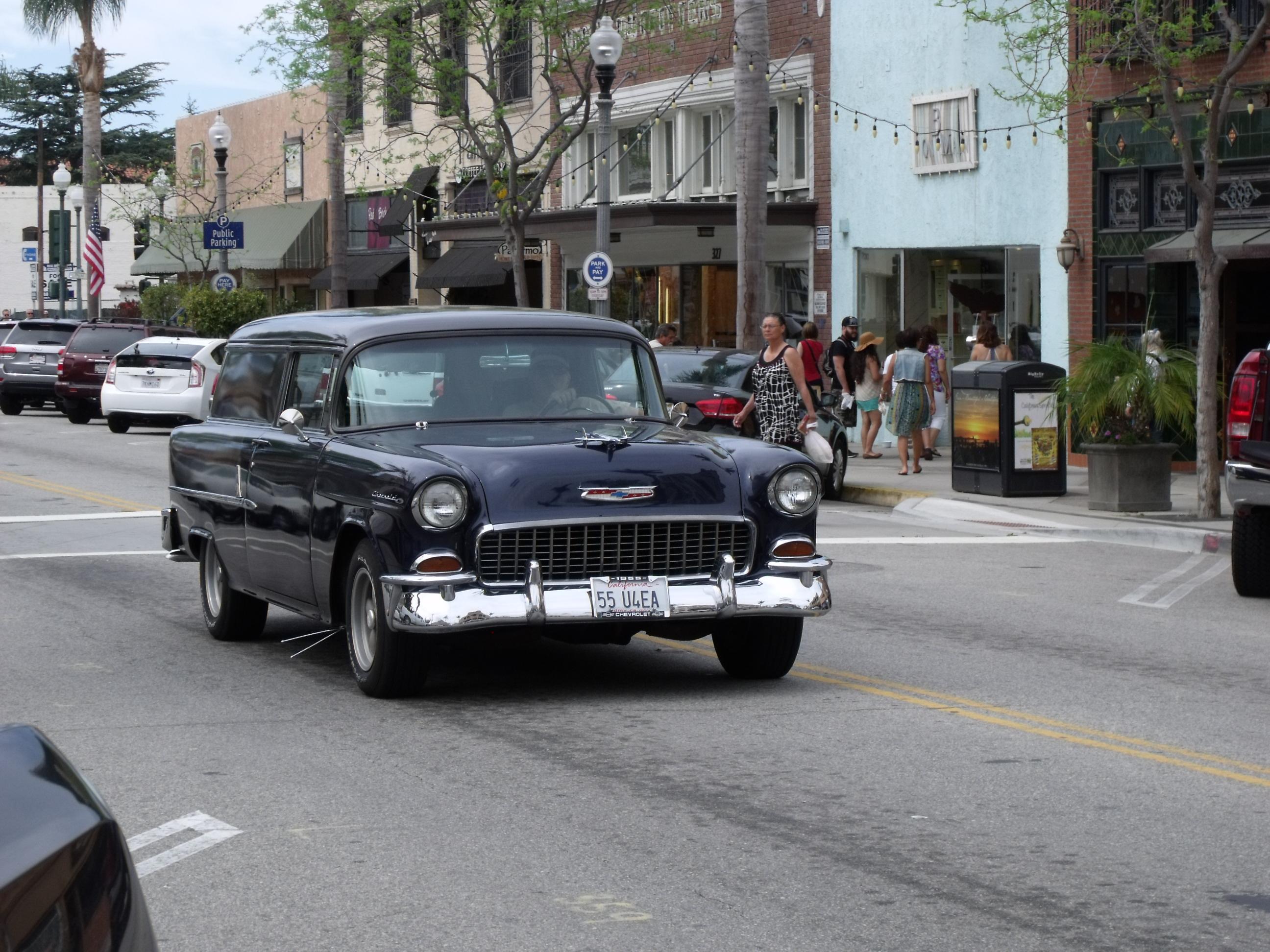 1955 Chevrolet wagon in Ventura CA