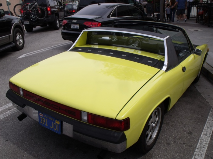 Porsche 914 in Ventura CA