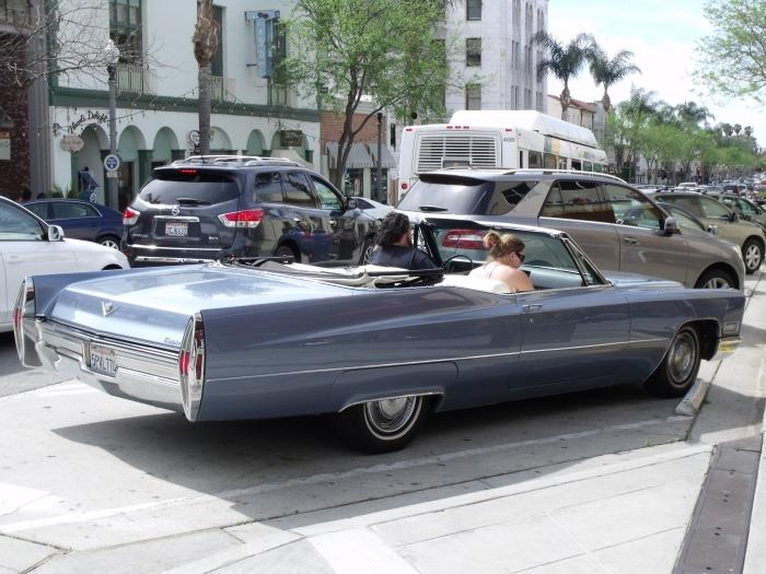 1968 Cadillac convertible in Ventura CA