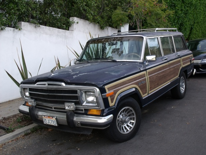 Jeep Grand Wagoneer in West Hollywood, CA