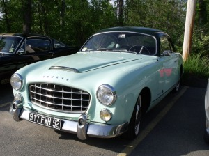 1954 Ford Comete (French)