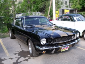 1966 Ford Mustang GT 350H