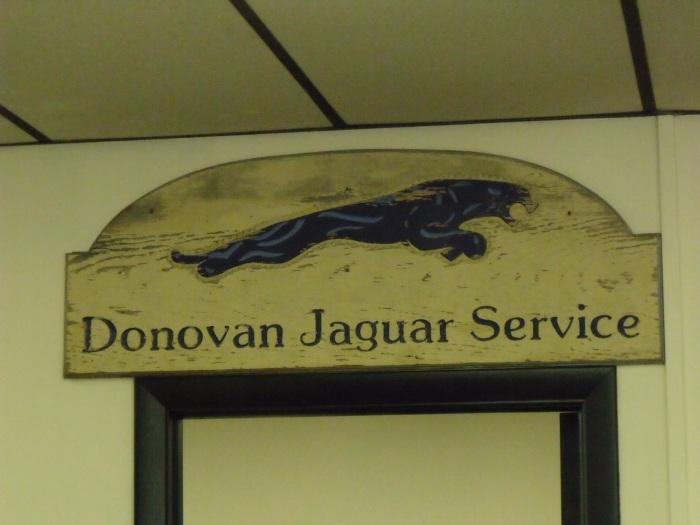 Donovan Jaguar