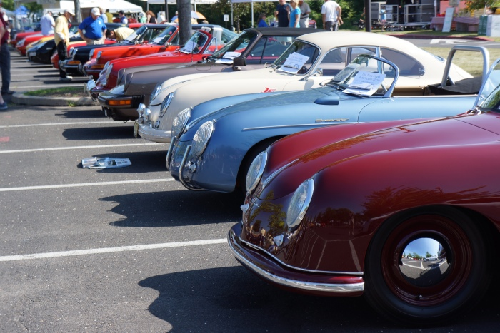 Throughout the generations, a Porsche front end is instantly recognizable