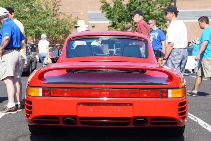 A Porsche 959