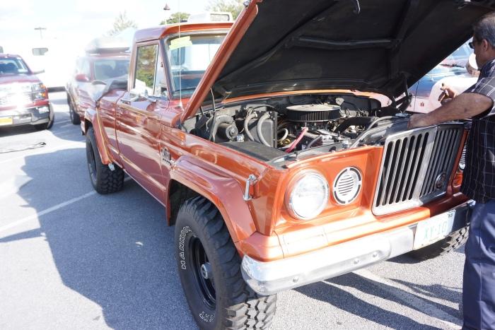 1965 Jeep J-10 pickup