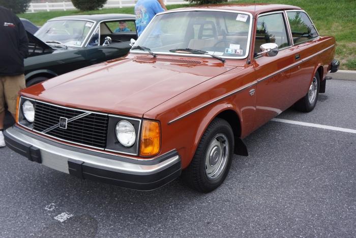 1979 Volvo 242DL