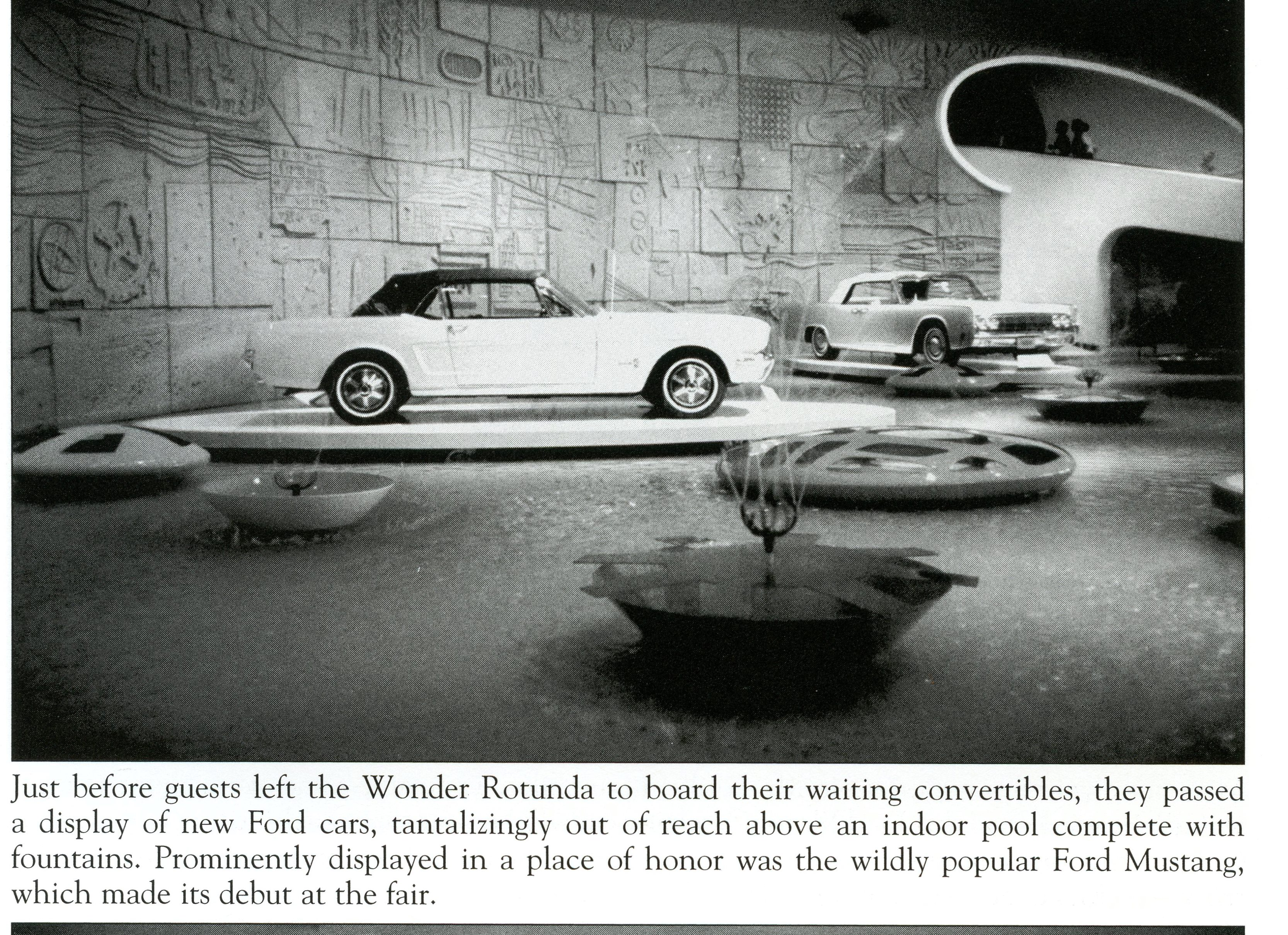 From The Book Images Of America 1964 1965 New York Worlds Fair