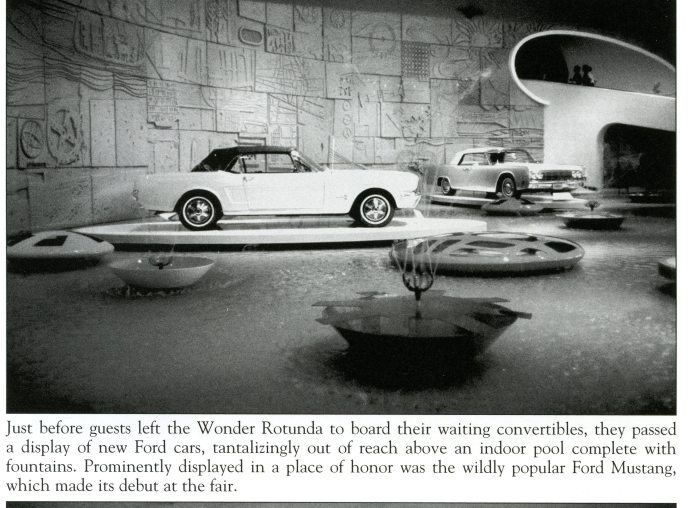"From the book ""Images of America; The 1964-1965 New York World's Fair (author's collection)"