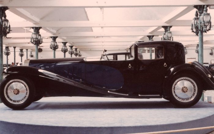 1929 Bugatti Royale Coupe Type 41