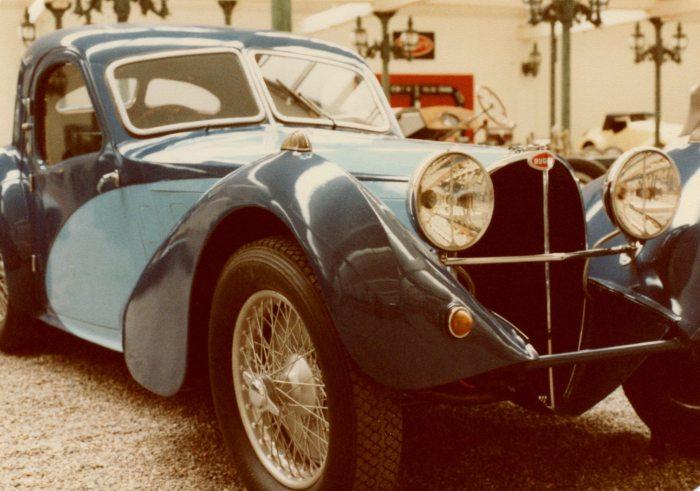 1938 Bugatti Coupe Type 57 SC