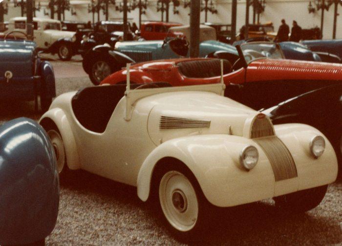 1942 Bugatti Type 68