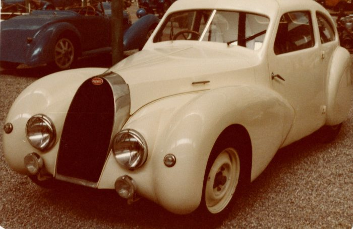 1947 Bugatti Type 73