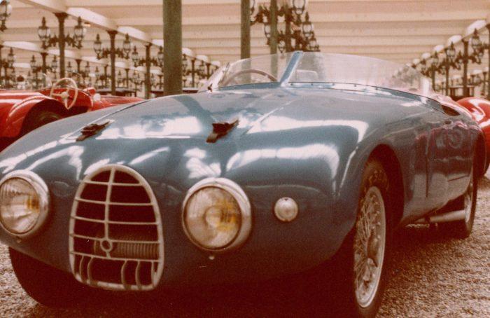 1953 Gordini 17S