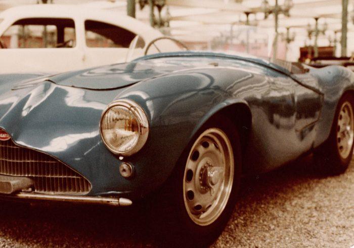 1957 Bugatti Sport Type 252