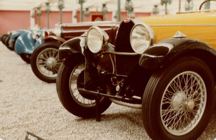 Not all Bugattis are blue