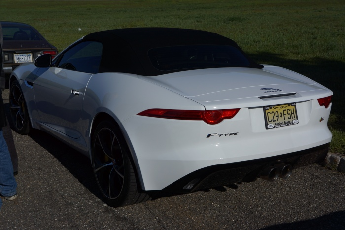 The F-Type Jag of Rich L