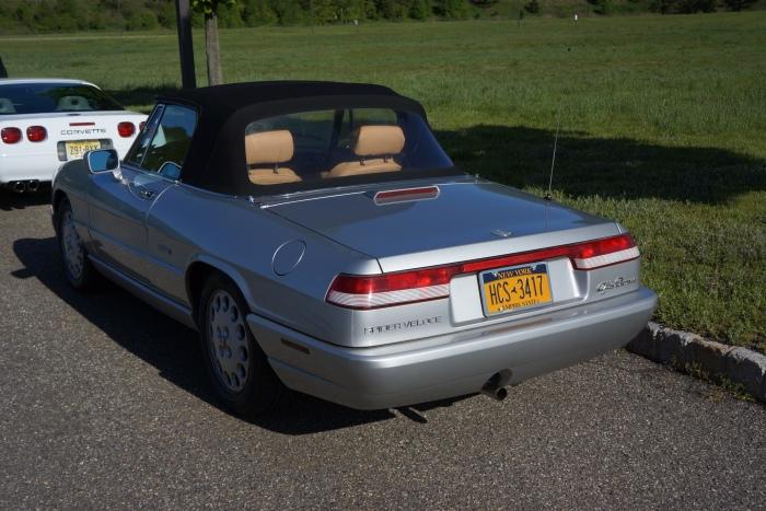 Enzo's 1991 Alfa Spider