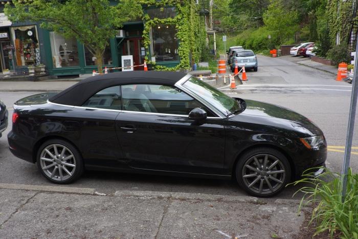 John's Audi A3