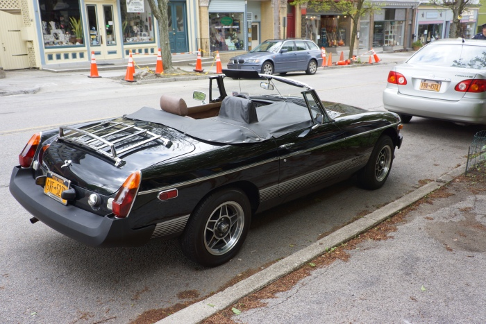 The MGB of Rich S