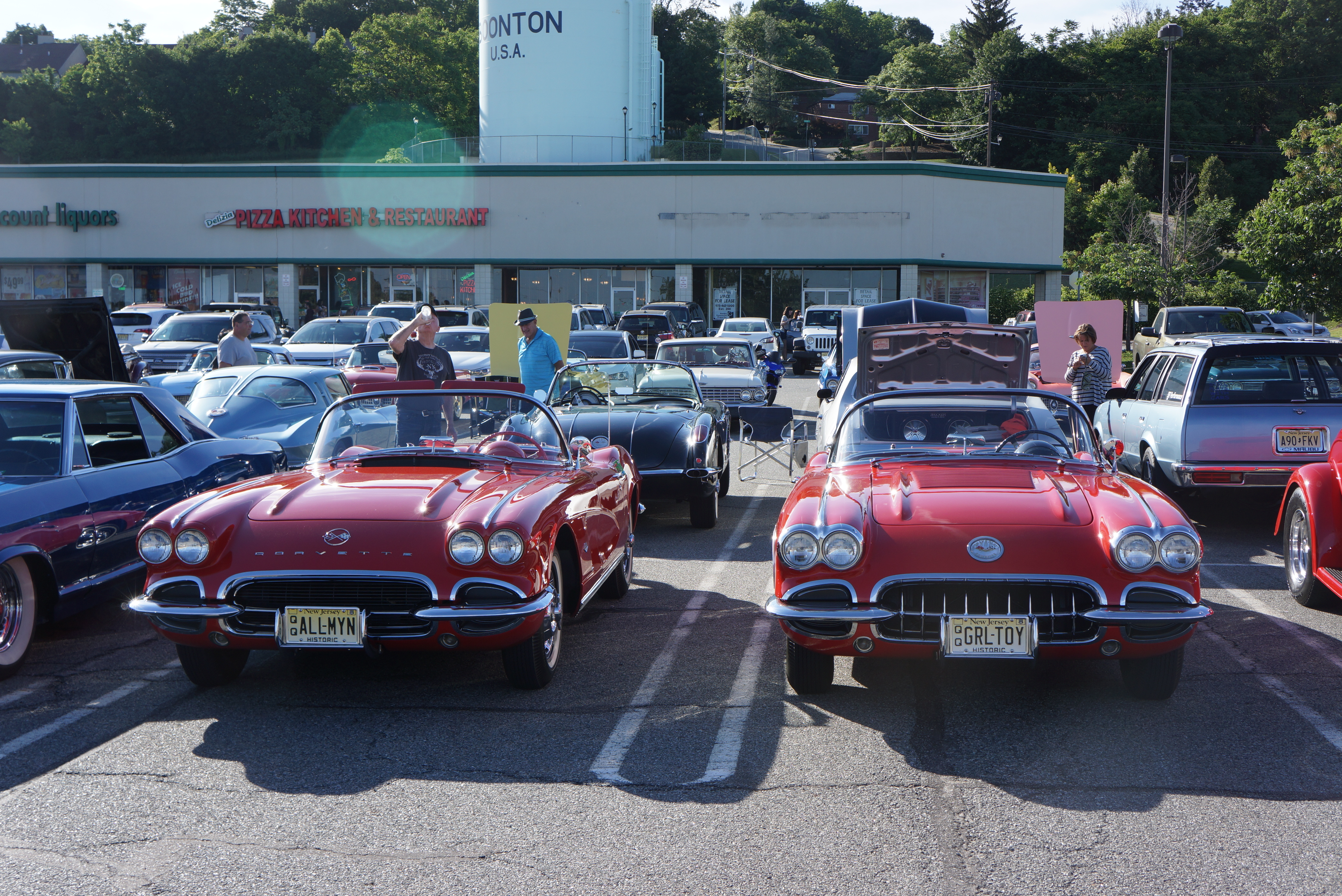 The Boonton NJ cruise night held on Fridays in the WalMart shopping Plaza had its first show of the 2016 season on June 10. This yearu0027s festivities were ... & Boonton NJ Cruise Night June 10 2016 | richardscarblog
