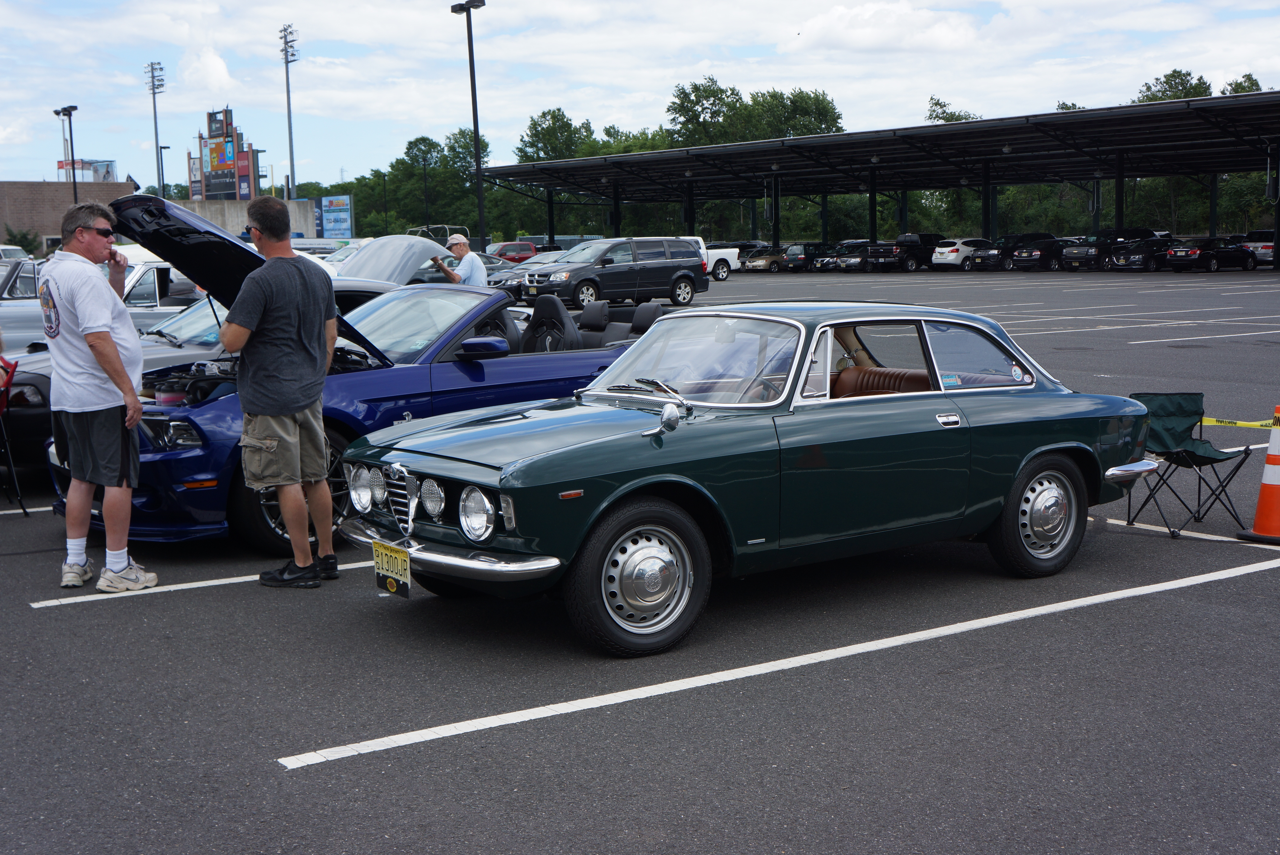 Nj Aaca Holds Car Show At Somerset Patriots Ballpark