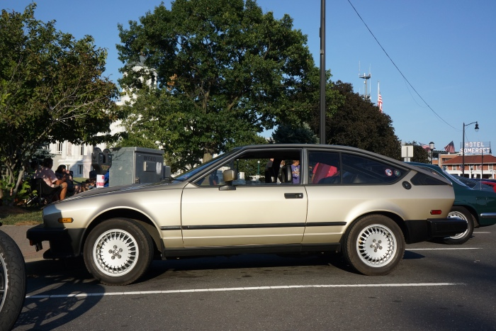A V6-equipped '80s GT Coupe