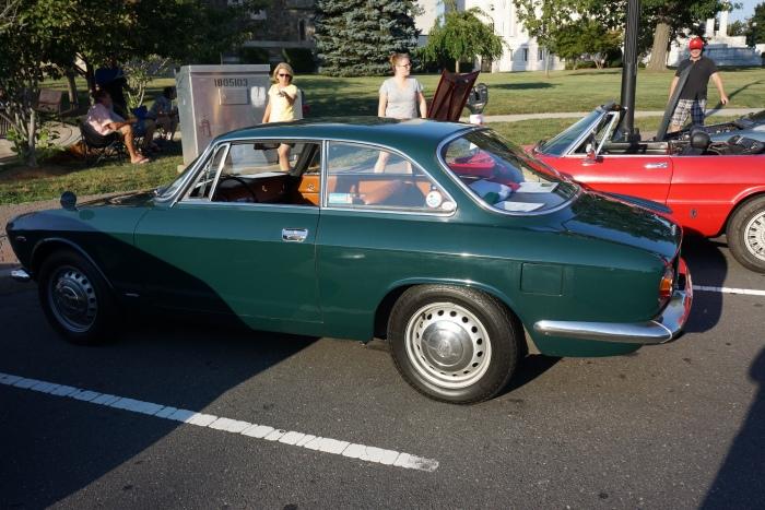 My 1967 GT 1300 Junior