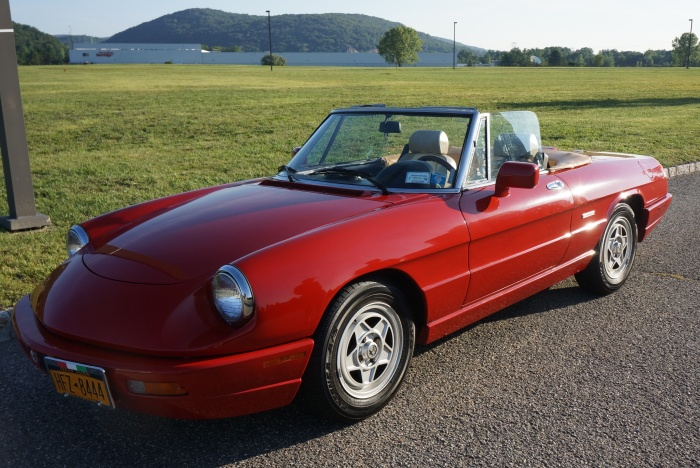 Livio's 1991 Alfa Spider