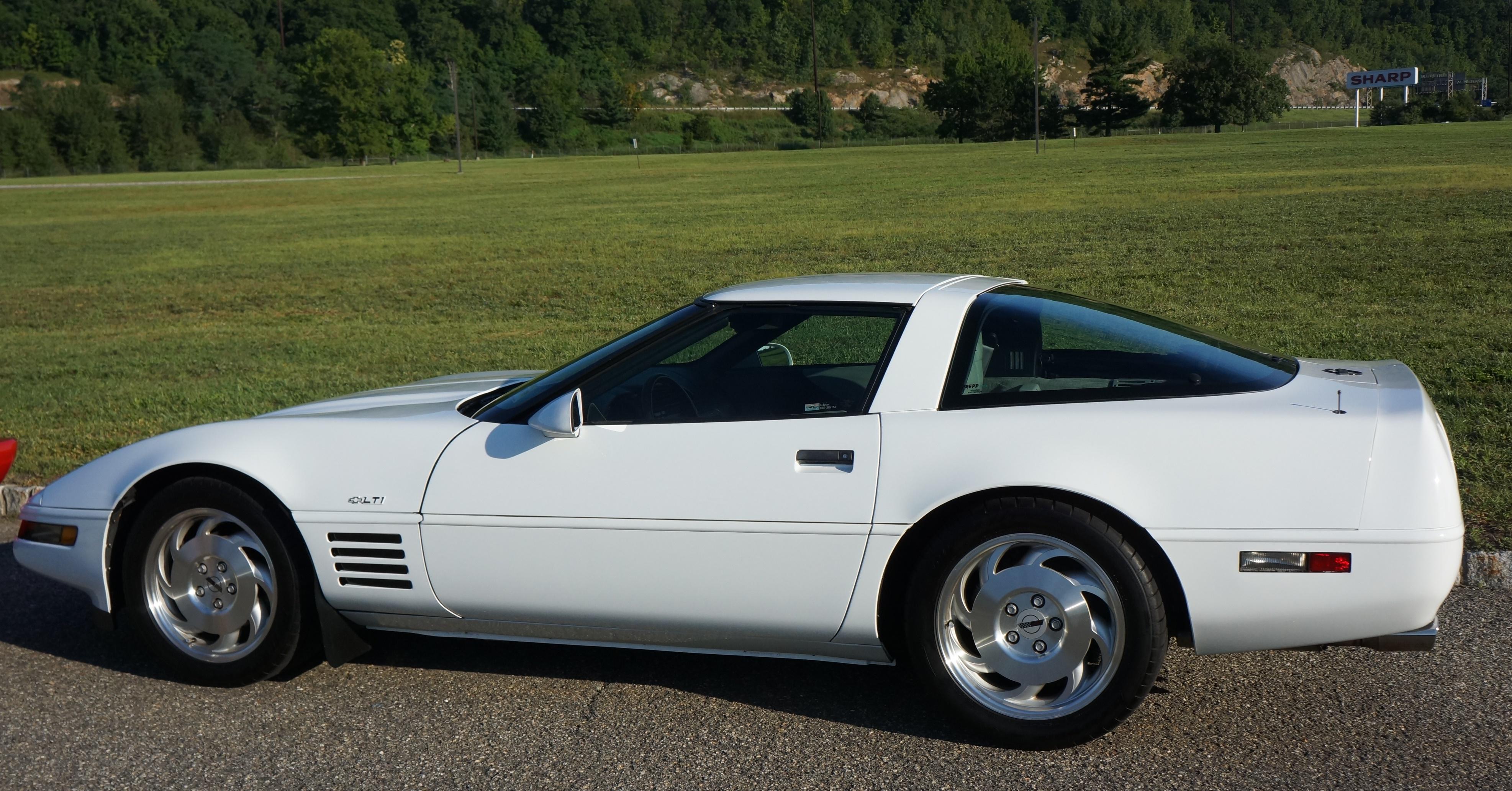 Ron's C4 Chevy Corvette