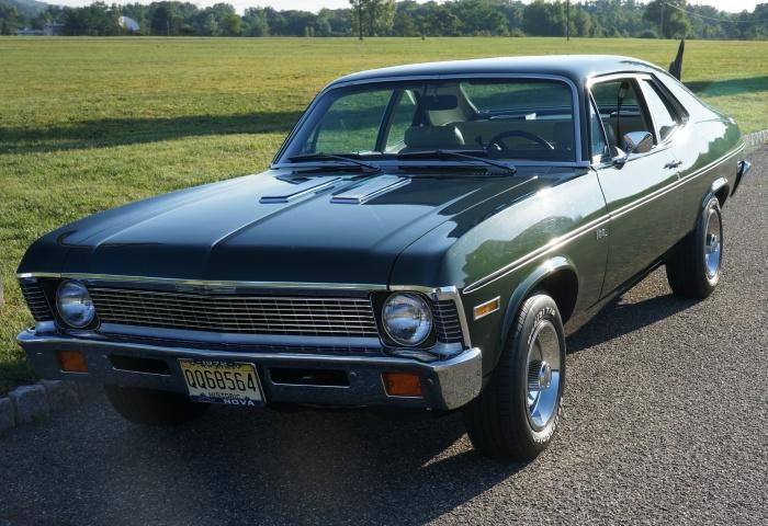 Larry's 1972 Chevy Nova