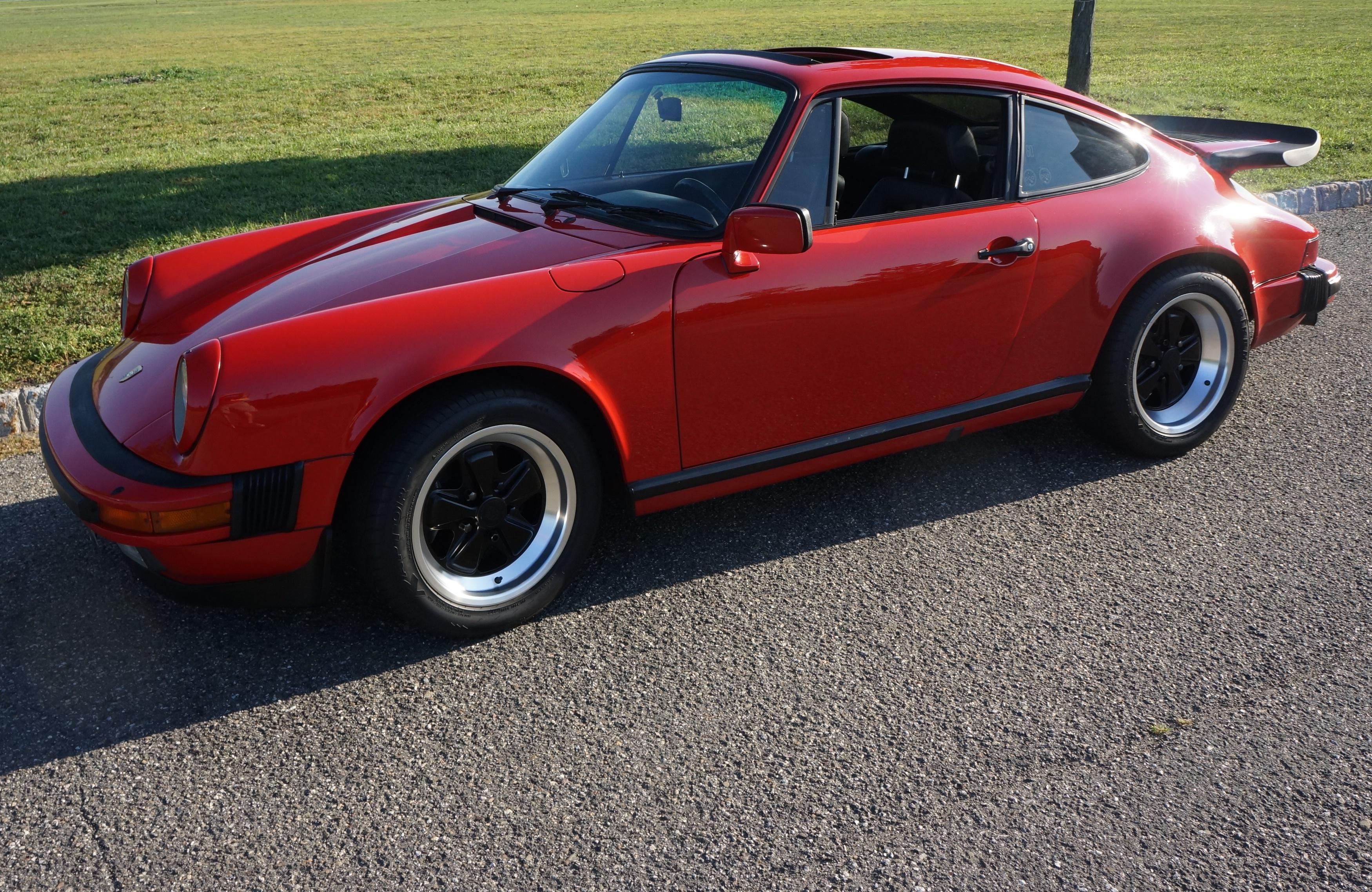 Peter's Porsche 911