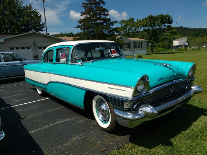 1956 Packard Clipper Custom 4-door sedan