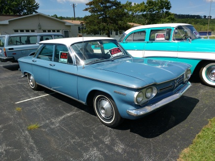 1962 Chevrolet Corvair 4-door