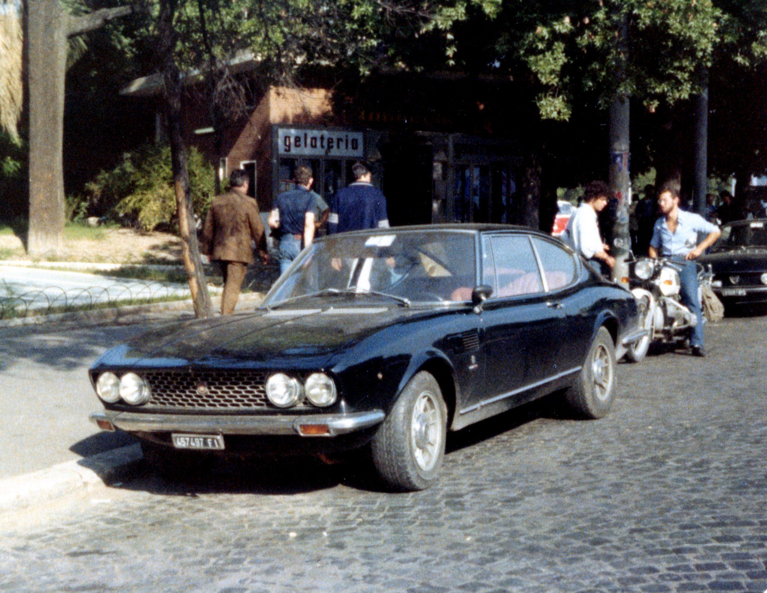 Fiat Dino Coupe Richardscarblog
