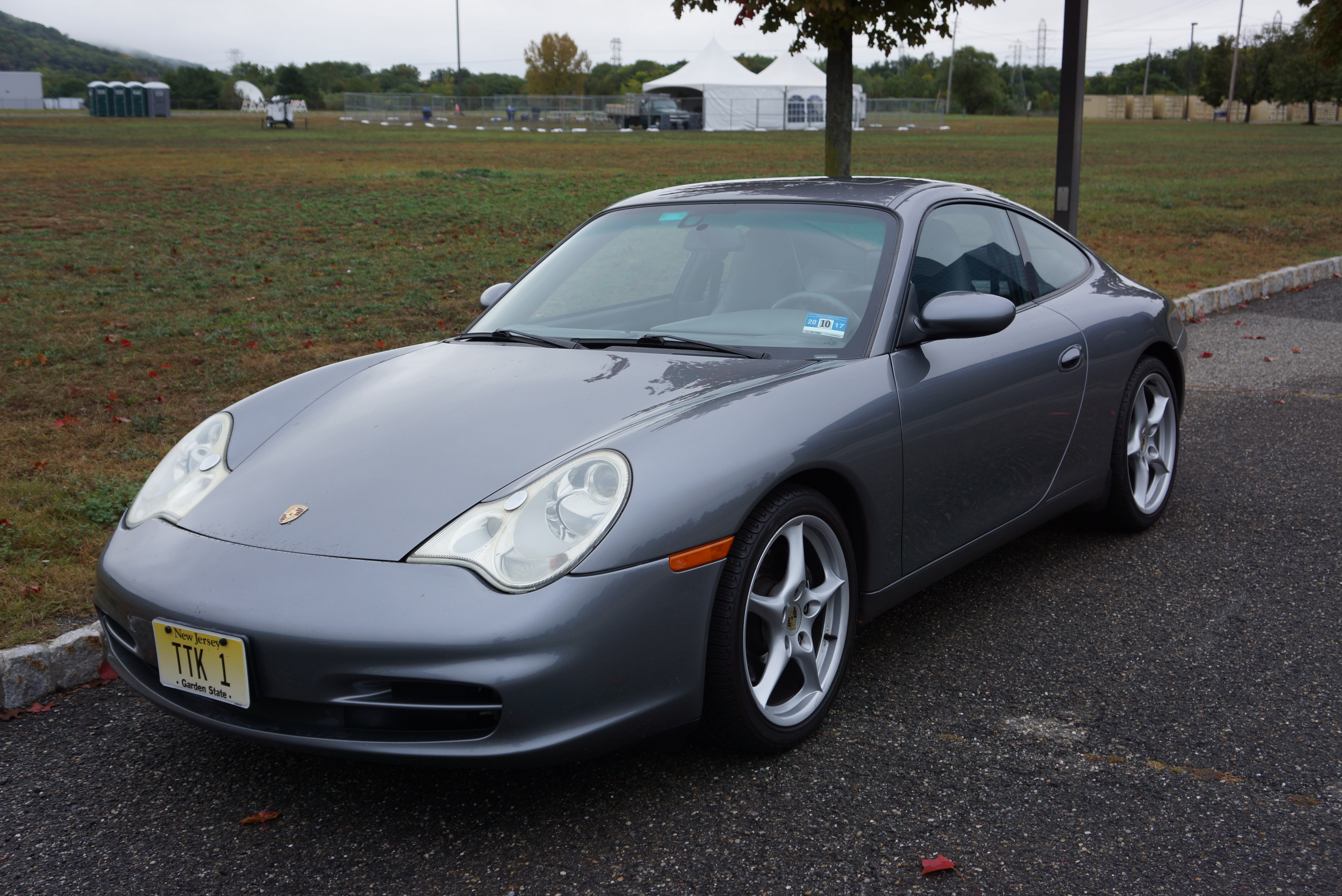 Ted's NON RED 911