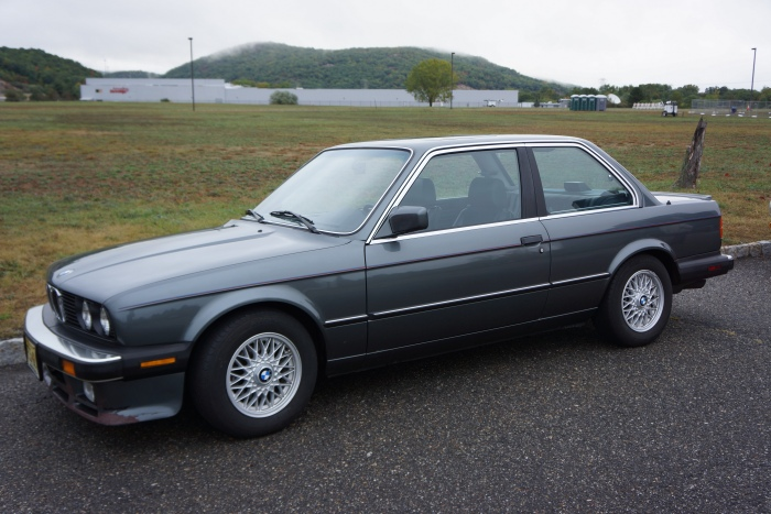 Sal's E30 BMW 3-Series