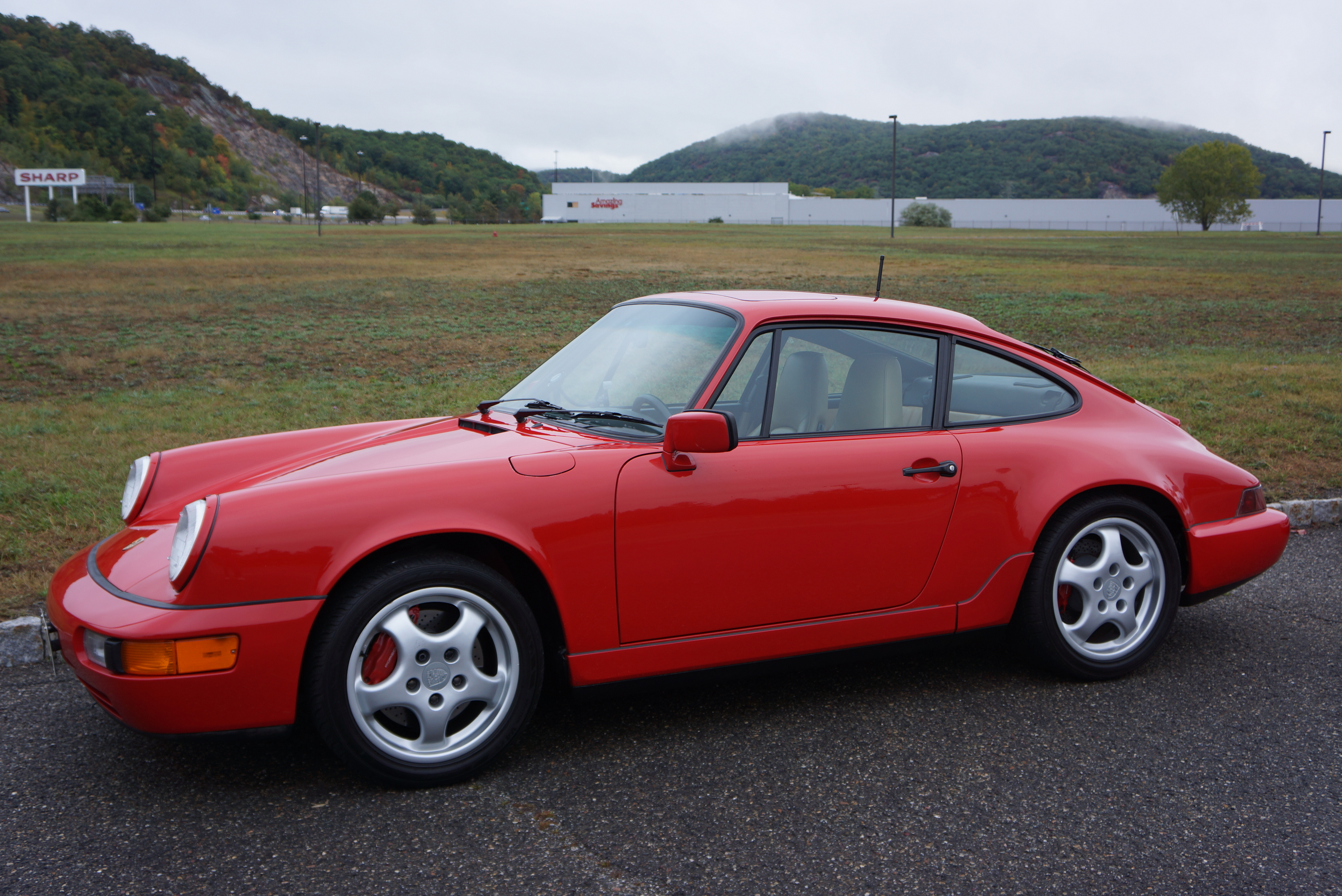 Dave's RED 911