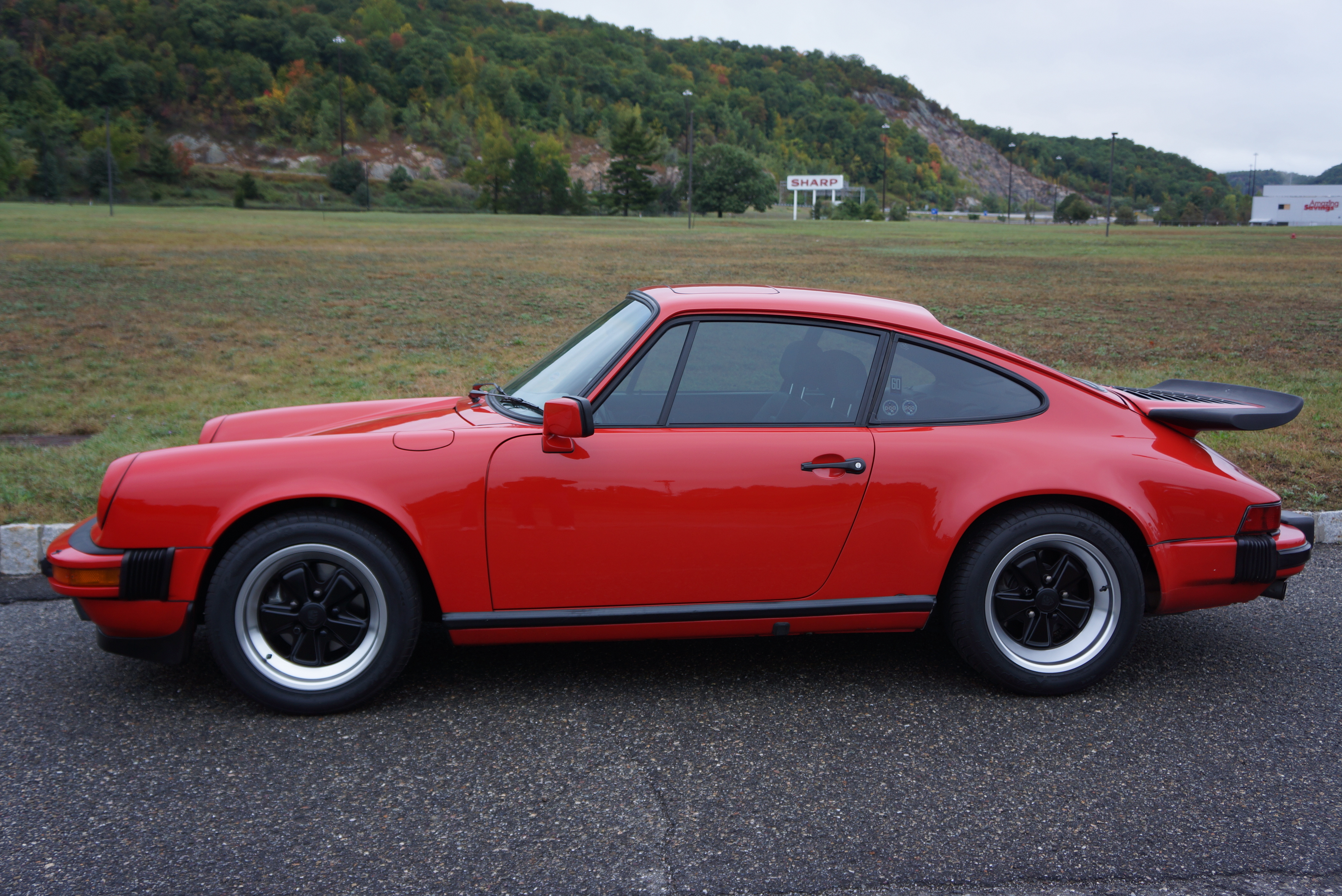Peter's RED 911