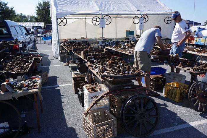 Wooden wheels and steering wheels