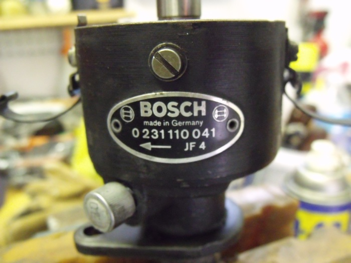 GT 1300 Junior used Bosch electrics. Other Alfas used Marelli.