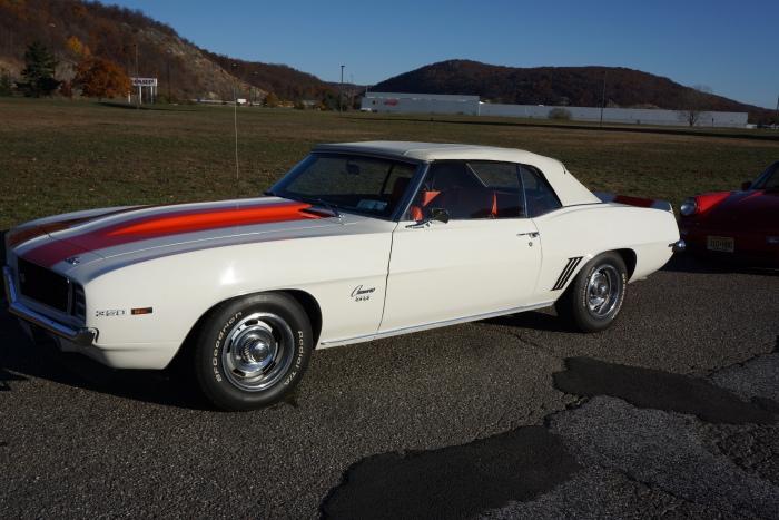 Paul's '69 Camaro