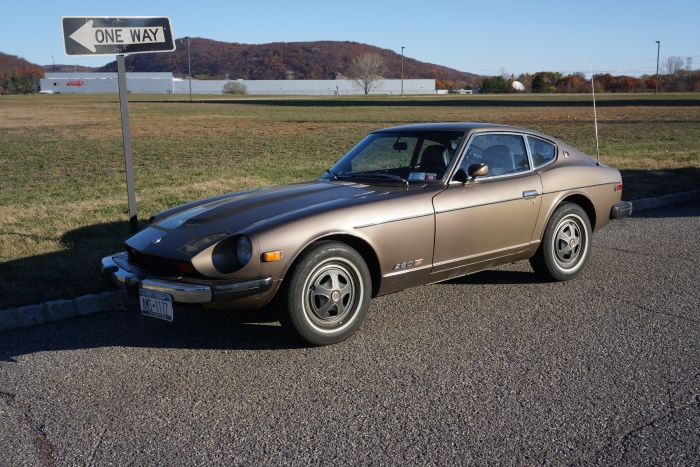 Jim's Datsun Z-car