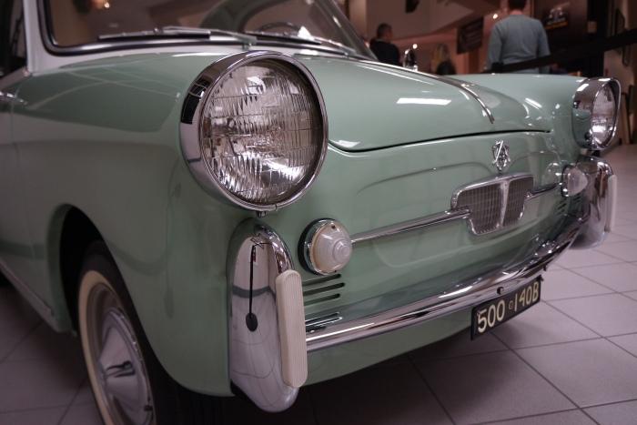 1960 Fiat Autobianchi