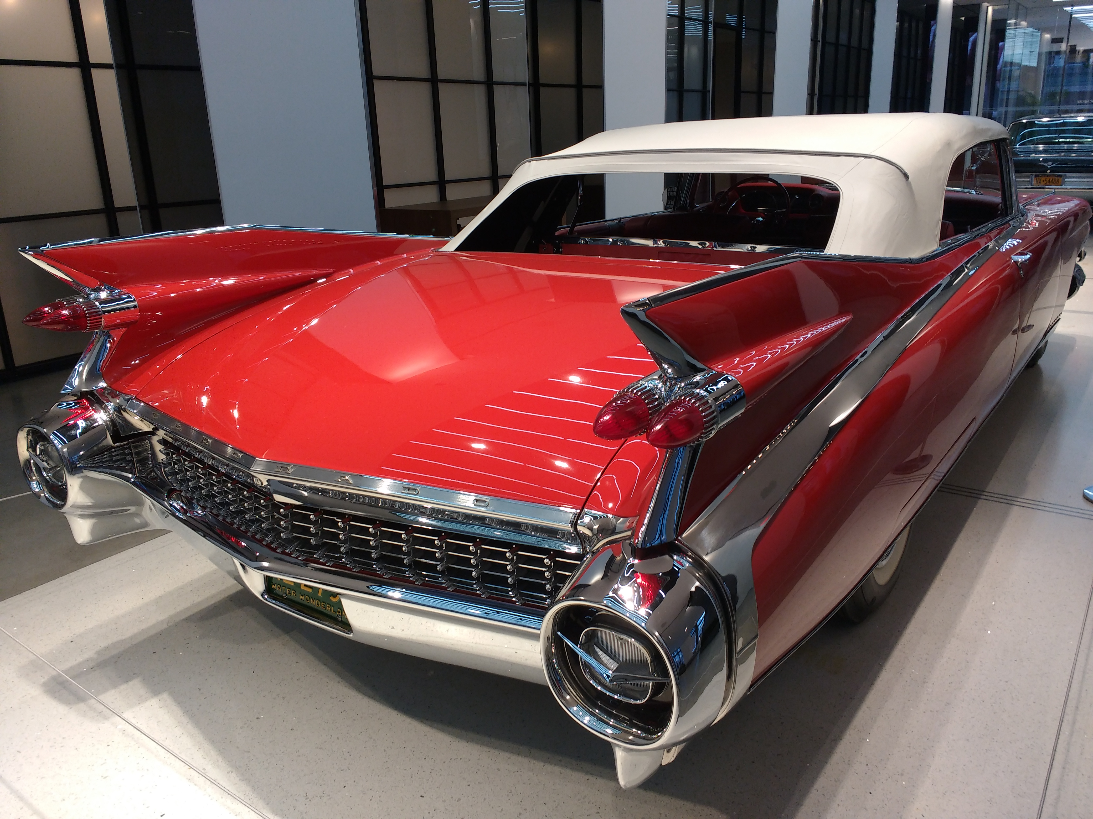 """Say """"tailfins"""", and most will conjure up an image of the '59 Cadillac"""