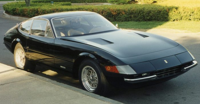 Ferrari 365 GTB/4, aka Daytona