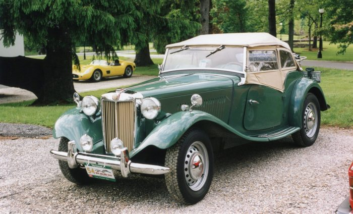 MG-TD held its own against pricier competitors