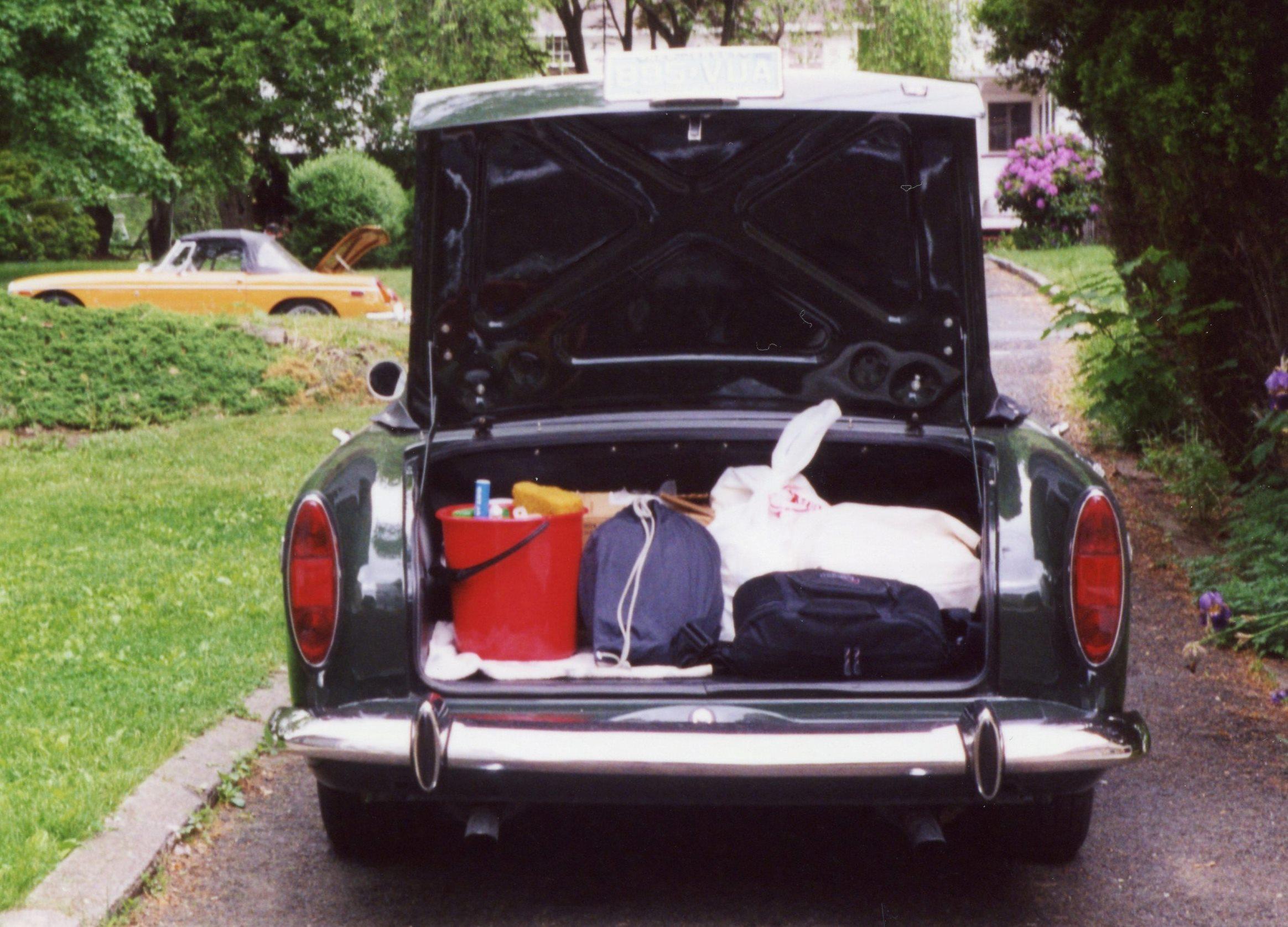 The 2001 New England 1000 Rally | richardscarblog
