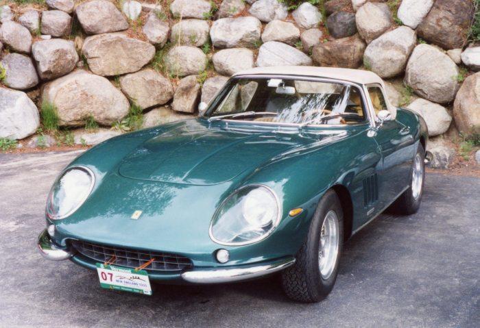 Ferrari 275GTB/4 NART spider